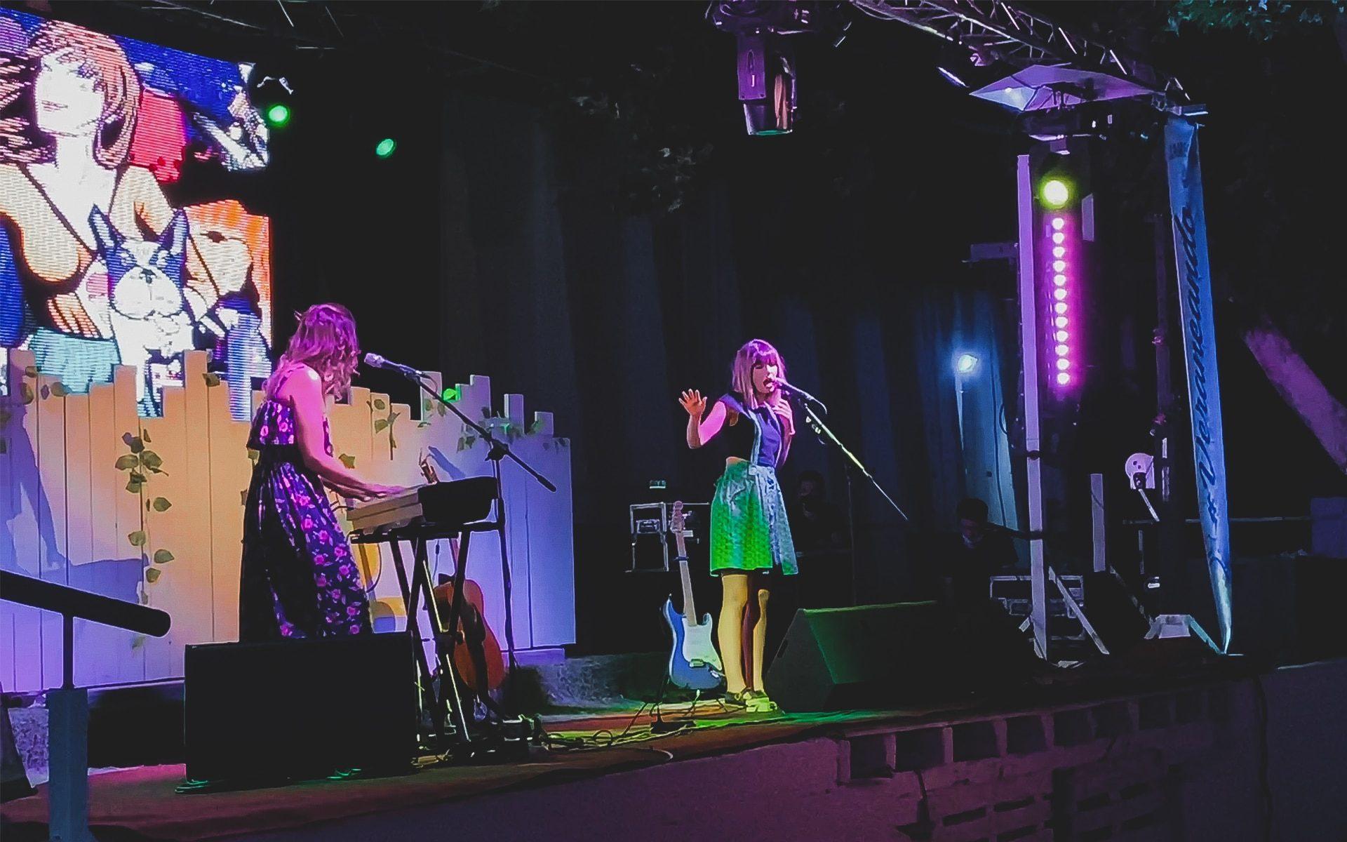 Concierto de Chica Sobresalto en Toledo