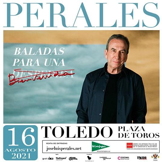 Concierto de José Luis Perales en Toledo